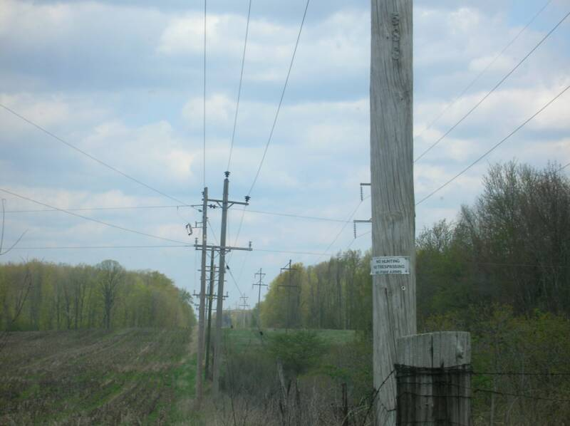 Michigan Building Code Power Lines